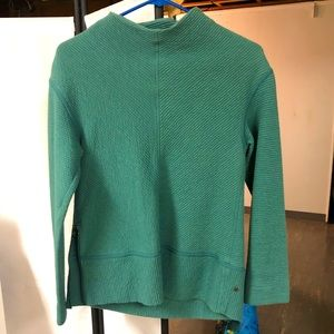 Mock neck lululemon sweater